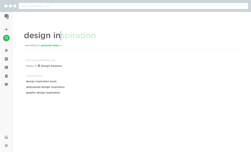 evernote-web-search